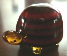 プチ置物 ムラノガラス