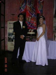 美香さん結婚式