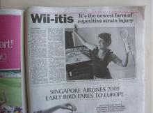 ニュースレター from オーストラリアのアデレード-Wii