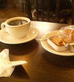 ストロングコーヒー