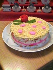 ちらしケーキ2