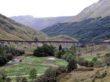グレンフィナンviaduct