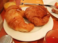 ホテル朝食1