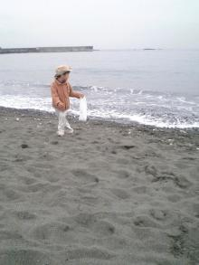 波だぁ~~逃げろぉ!