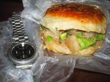 中華バーガー