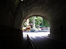 来宮暗渠(トンネル)