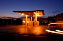 ガスステーション1