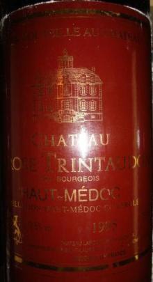Ch Larose Trintaudon 1995