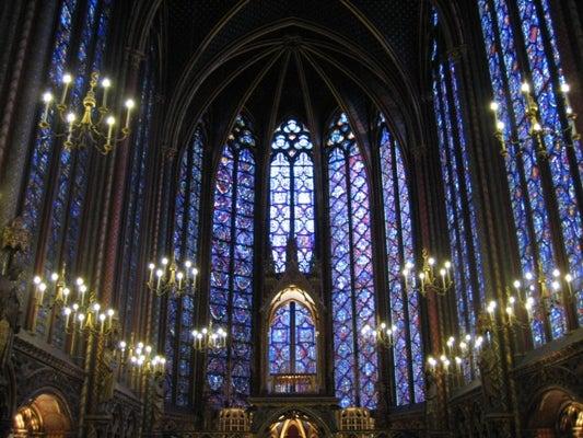 きょんのたわごと-St.Chapelle2