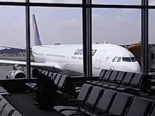 ルフトハンザの715便です。