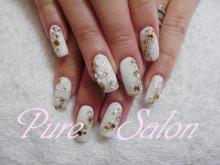 Pure SalonのBeautyブログ-ホワイト