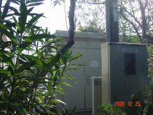 北鎌倉・鎌倉の携帯基地局乱立による複合電磁波汚染の改善を目指すブログ-基地局の電気設備2