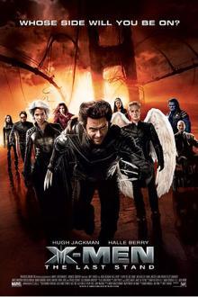 X-MEN:ファイナル ディシジョンちらし2
