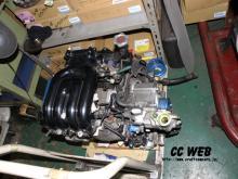 CCのRX-7(FD3S)制作、走行日記-feed spec8