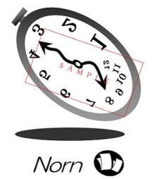 時計の中の神秘