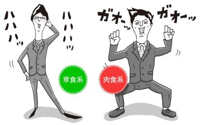 ヒトリゴト-草食系男子