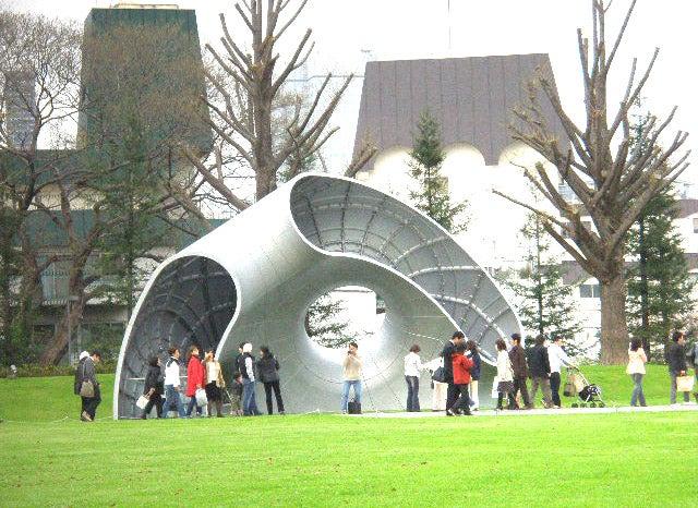 東京ミッドタウン 公園