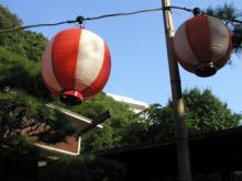 日影茶屋祭り