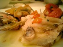 サントスピリト 魚