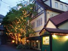 小さなレストラン