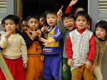 ベトナムの子ども4