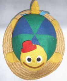 true-子供用麦わら帽子