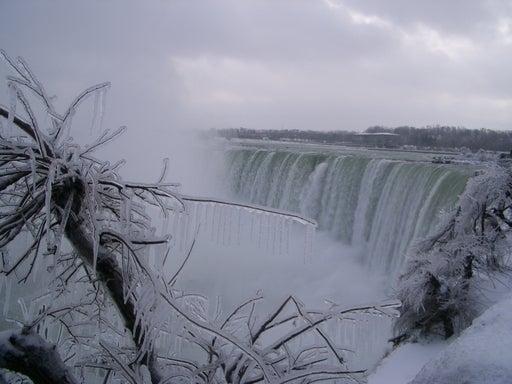 ナイアガラ カナダ滝