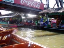 チャオプラヤ 運河