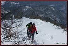 ロフトで綴る山と山スキー-みいさん夫妻
