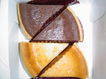 ショコラドトゥールとチーズドトゥール