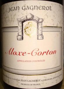 Aloxe Corton Jean Gagnerot 1994_002