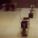 メッセの住宅ゾーン合体変形ロボット1