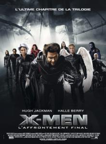 X-MEN:ファイナル ディシジョンちらし