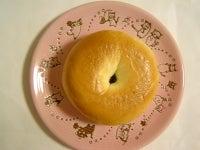 プレーンベーグル(麦輪小樽)