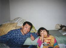 まま父と①