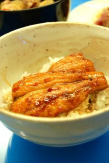 秋刀魚の簡単蒲焼丼