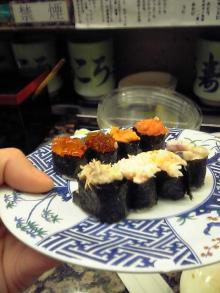 ミニミニ寿司♪