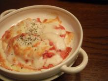 トシピッ!!-トマトチーズ焼き