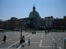 サンタルチア駅前