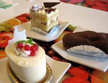 倉岡のケーキ