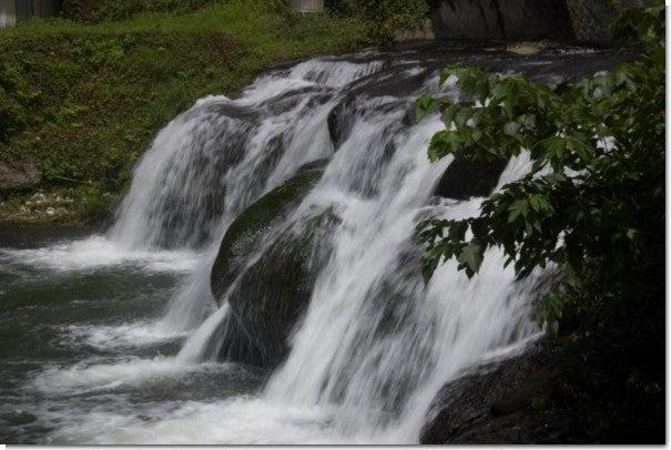 上司尾の滝