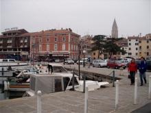 izola,port