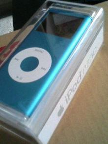 iPod nanoを購入!
