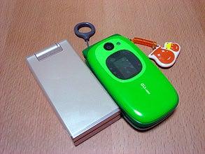 ジュニア携帯