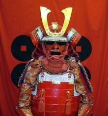 真田幸村の鎧