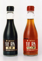 甘熟生活/りんご酢・黒酢