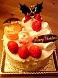 リエルのお楽しみ-ケーキ