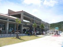 阿嘉港ターミナル
