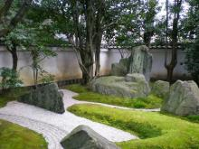 重森三玲庭園3