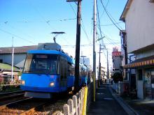 「銀の葉」-世田谷線と233
